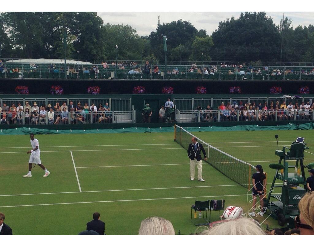 Court 12 Wimbledon London England