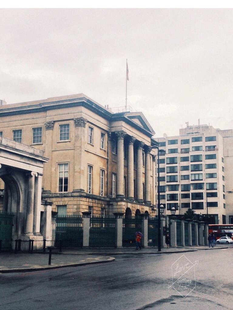 Apsley House Hyde Park Corner London England