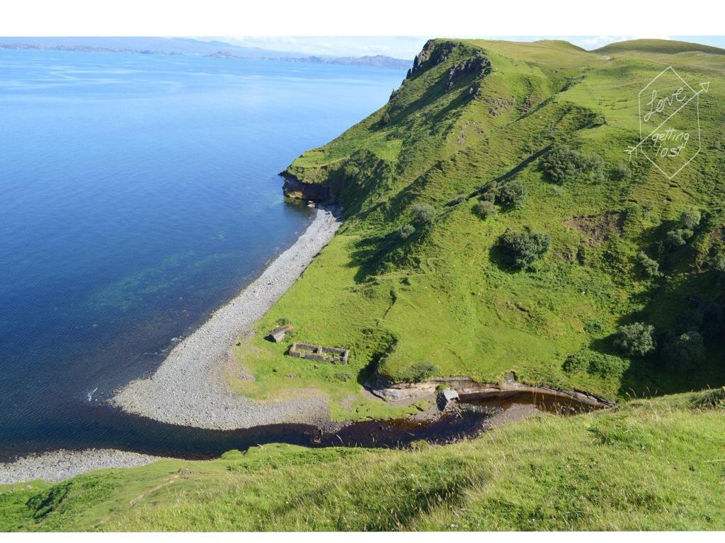 An Lethallt Isle of Skye Scotland