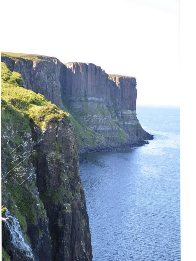 Kilt Rock Isle of Skye Scotlant