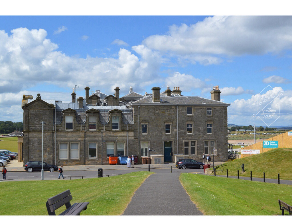 St Andrews Golf Club old club house
