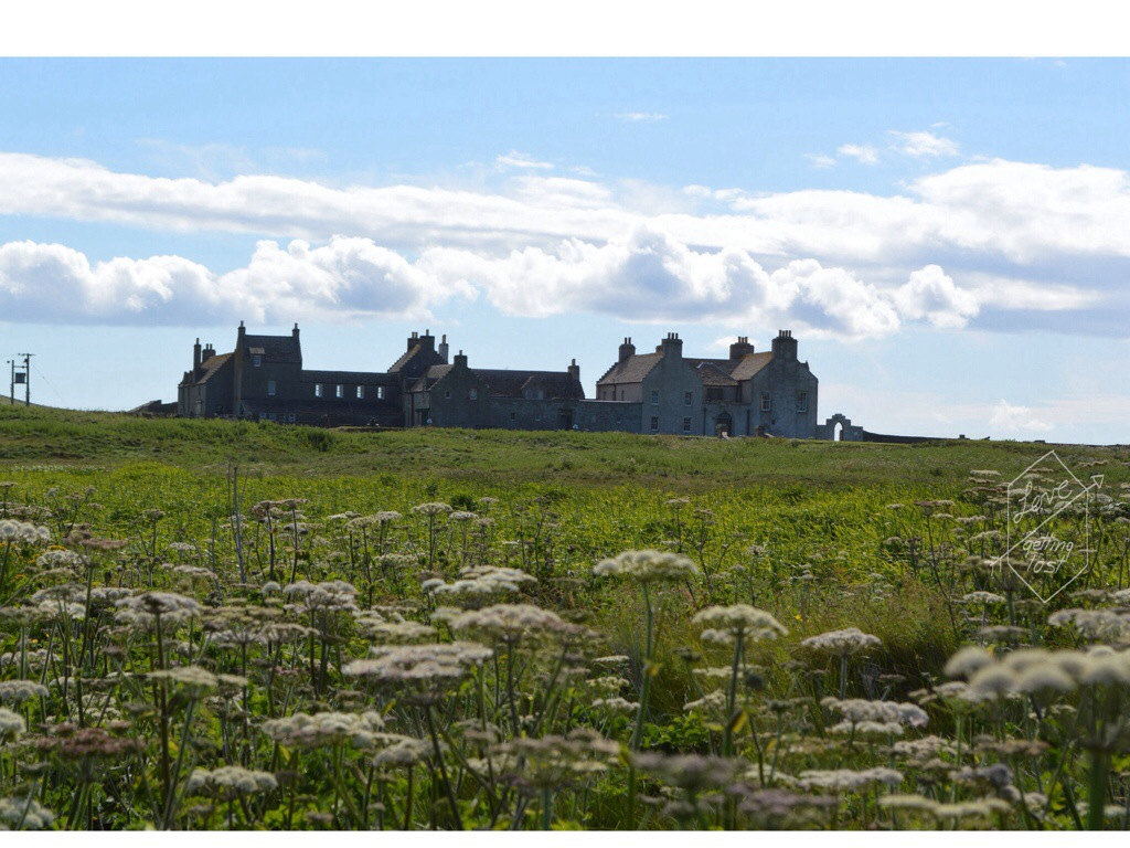 Skaill House, Orkney Islands, Scotland