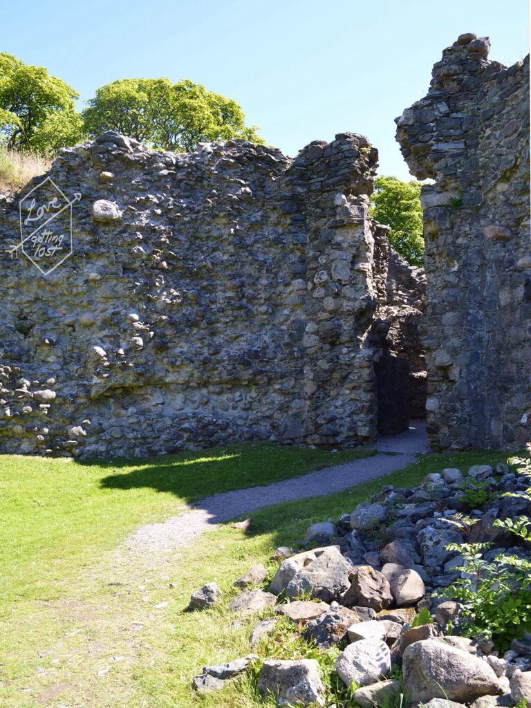 Inverlochy Castle, Fort William, Scotland, United Kingdom