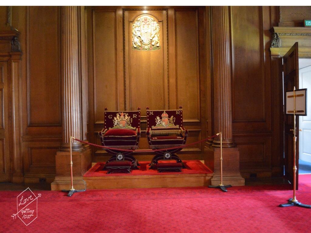 Image Gallery Holyrood Palace Interior