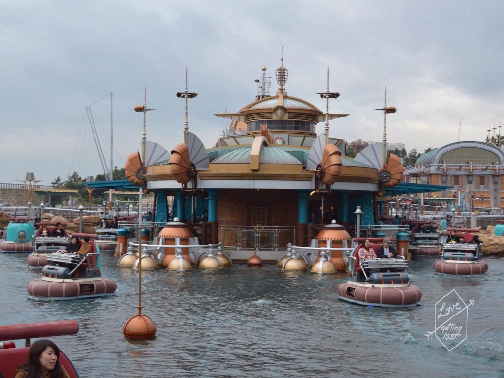 Aquatopia, Port Discovery, Disneyland Sea, Tokyo, Japan