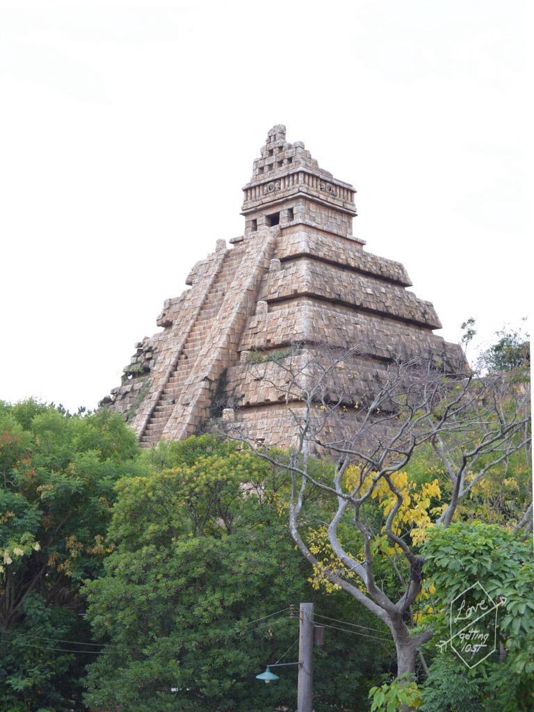 Indian Jones Adventure: Temple of the Crystal Skull, Lost River Delta, Disneyland Sea, Tokyo, Japan