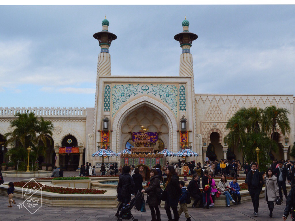 Agrabah Marketplace, Arabian Coast, Disneyland Sea, Tokyo, Japan