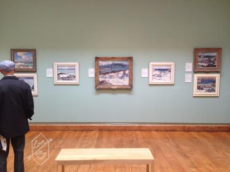 Hunterian Art Gallery, Glasgow University, Glasgow, Scotland