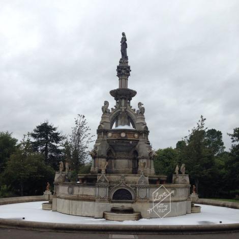Stewart Memorial Fountain, Kelvingrove Park
