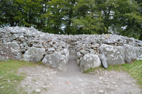 Clava Cairn, Inverness greater area, Scotland
