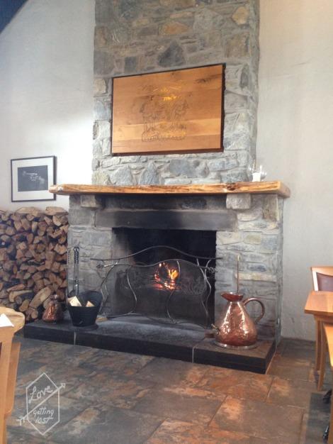 Malt Barn Restaurant, Glenfiddich Distillery, Dufftown, Scotland