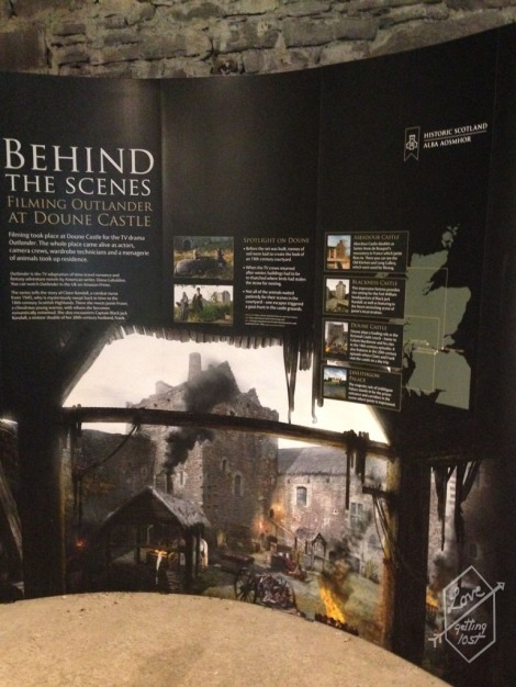 Outlander filming information, Doune Castle, Doune, Scotland